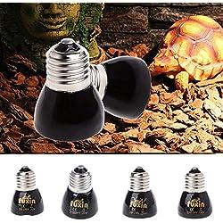 New Design 50 100 W Far Infrared Ceramic Emitter Heating Light Lamp Back C42, Far Infrared Light - Ceramic Heater Lamp, Far Infrared Ceramic Heater, Infrared Heat Bulb, Ceramic Emitter