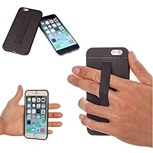 Amazon.com: TFY iPhone 6 / 6S Case Cover with Hand Strap