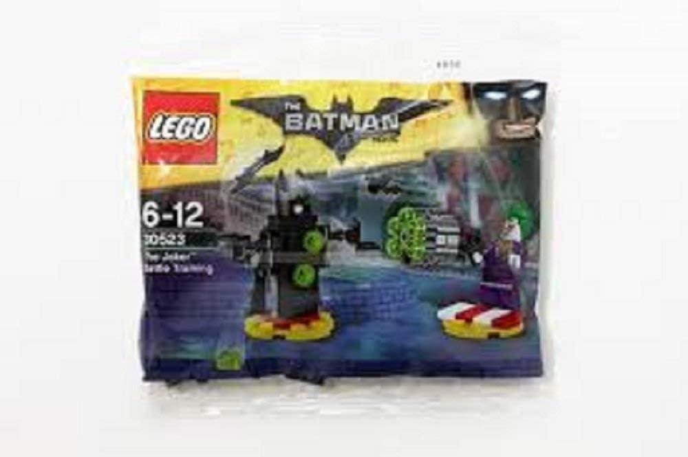 LEGO 30523 Batman Movie The Joker Battle Training polybag Mini Set