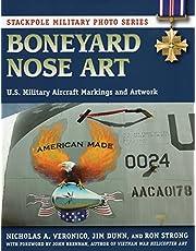 Boneyard Nose Art: U.S. Military Aircraft Markings and Artwork