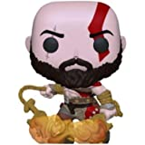 Funko Pop! God of War Kratos with The Blades of Chaos Exclusive Figure 154 GITD Glow in The Dark**funkofilia store**
