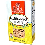 Eden Foods, Organic Garbanzo Beans, 16 oz (454 g) Eden Foods, Organic Garbanzo Beans, 16 oz (454 g) - 2pcs
