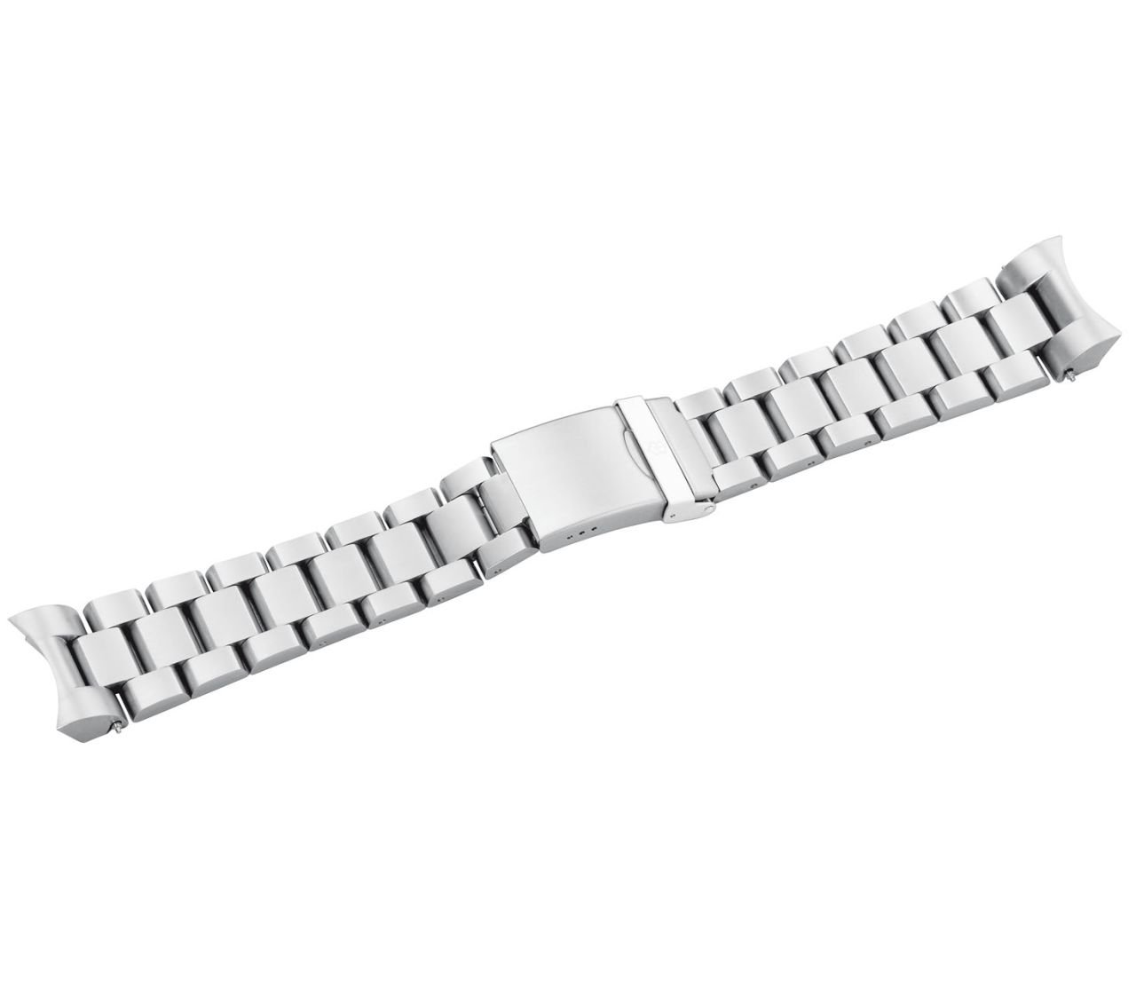 Swiss Army Dive Master 500 Silver Tone Stainless Steel 22mm Watch Bracelet