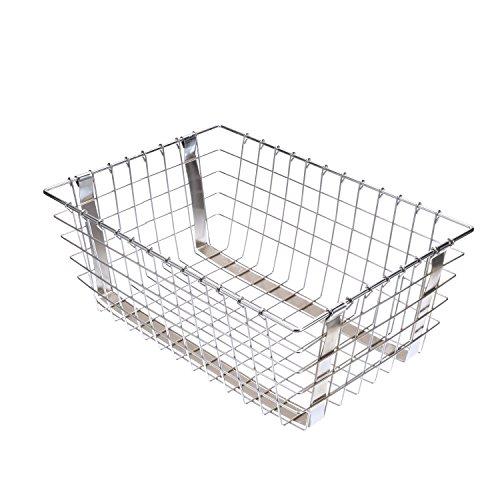 Marlin Steel Plain Steel Heavy Duty Utility Basket (14