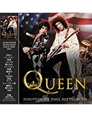 QUEEN - HOUSTON WE HAVE NO PROBLEM: LIMITED JAPAN EDITION ON RED, WHITE & BLUE SWIRL VINYL