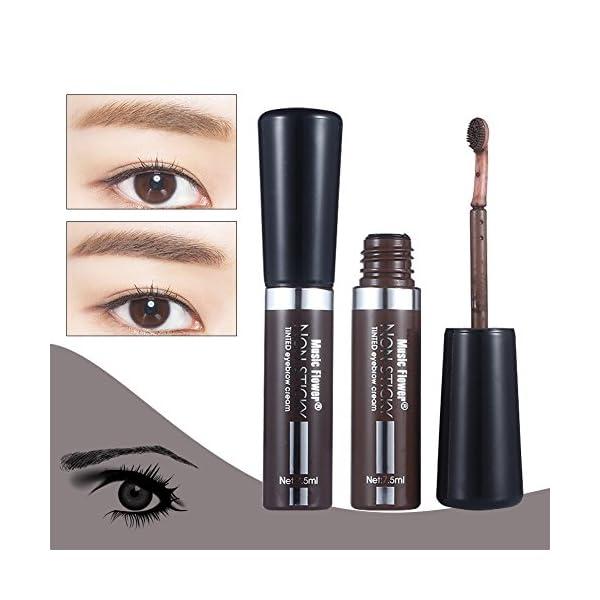 Eyebrow Gel Makeup Brow Tint Eyebrow Gel Mascara Tinted Brow Gel