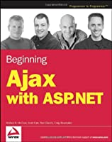 Beginning Ajax with ASP.NET Front Cover