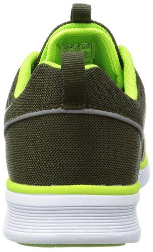Kangaroos Superb - Zapatillas de Deporte de tela hombre verde - Vert (880 Olive Lime)