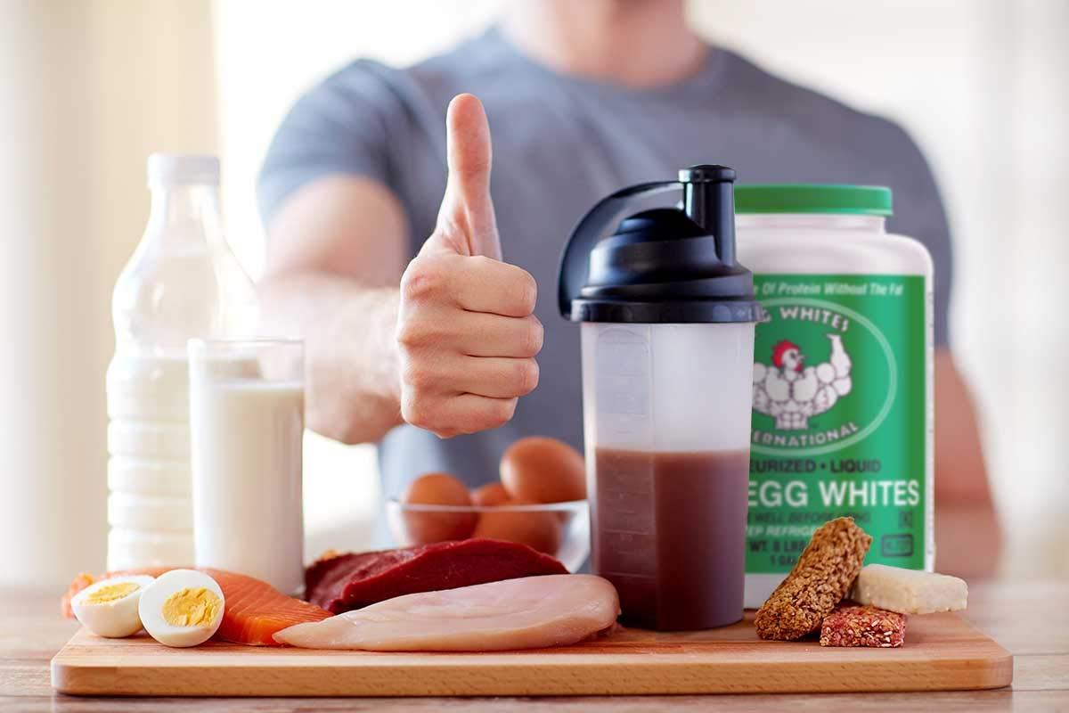 Liquid Egg White Protein - 4 Gallons