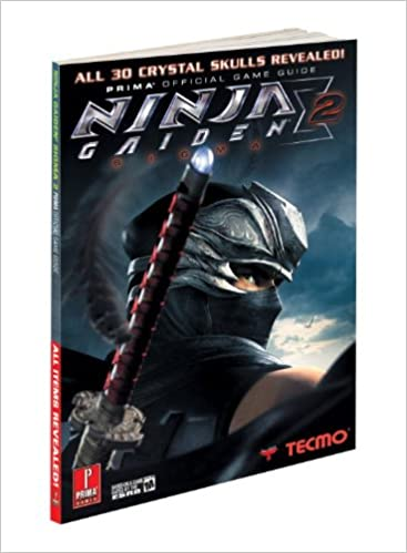 Ninja Gaiden Sigma 2: Prima Official Game Guide (Prima ...
