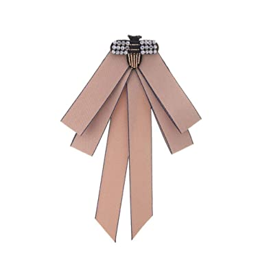 Gespout Corbata de Moño Corbata de Mujer Corbata de Moño Cuello ...