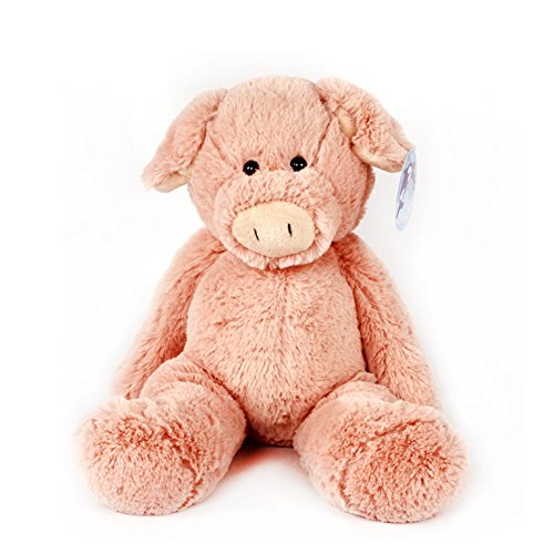 WILDREAM Pink Pig by Plush Toys