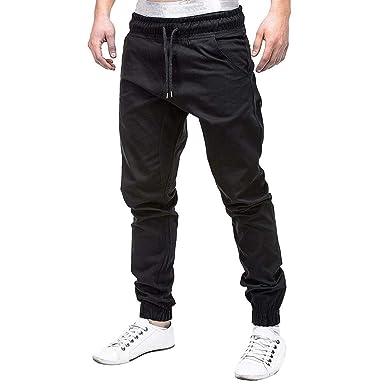 Logobeing Pantalones Pantalon Chandals Hombre Chándal Pantalones ...