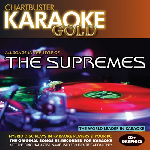 Karaoke Gold: Songs in the Style of The Supremes