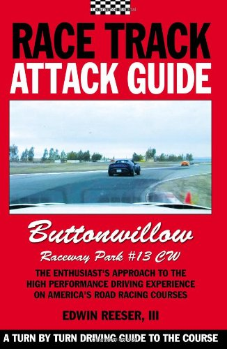 Race Track Attack Guide - Buttonwillow Raceway Park