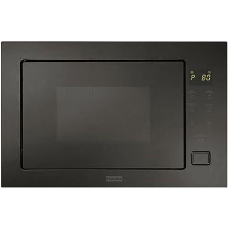 Franke Crystal Black 250 Encimera 25L 900W Negro - Microondas ...