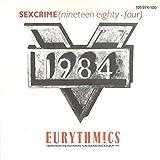 Eurythmics - Sexcrime (Nineteen Eighty Four) - Virgin - 106 974, Virgin - 106 974-100