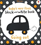 Going Out (Baby Very First Black & White Books) (Baby's Very First Black-and-White Books)