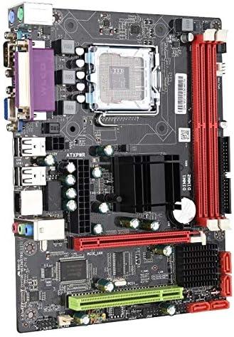 Discrete Graphics Chaomin G31 LGA 775 DDR2 Desktop Computer Mainboard