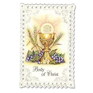 Intrepid image within first communion cards printable