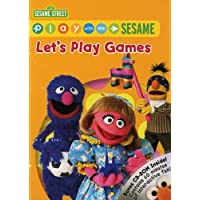 Let's Play Games: Play With Me Sesame [Importado]
