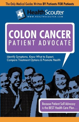 Buy Healthscouter Colon Cancer Colon Cancer Early Symptoms Colon Cancer Warning Signs Treatments For Colon Cancer Healthscouter Colon Cancer Book Online At Low Prices In India Healthscouter Colon Cancer Colon Cancer