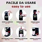 Dolche-ONE-Macchina-per-Caffe-Americano-in-Capsule-Sistema-Keurig-K-cup-20-e-Compatibili