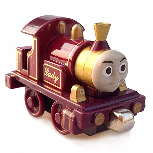 Percy The Train Halloween Costume (Lady Metal Thomas and Friends Train NEW (Loose NOt in Original package))