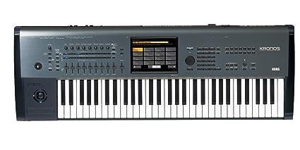 Korg KRONOS-61 Music Workstation: Amazon de: Musikinstrumente