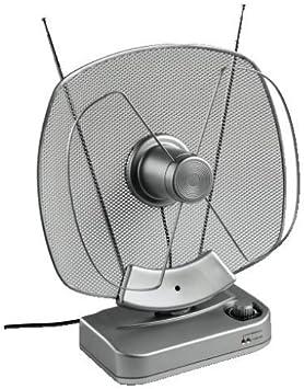 Hama Dvb T Zimmerantenne 40db Digital Und Analog Für Tv Elektronik