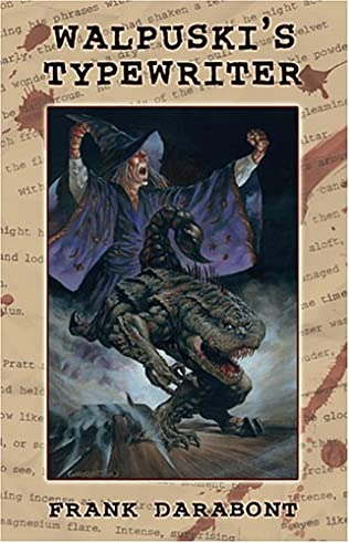 book cover of Walpuski\'s Typewriter