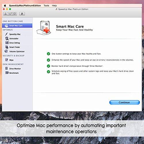Amazon com: Stellar Speedup Mac Platinum [Download]: Software