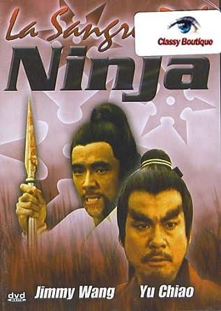 Amazon.com: La sangre del Ninja: Jimmy Wang, Yu Chiao, Chiao ...