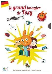 """Afficher """"Grand imagier de Foxy en allemand (Le)"""""""