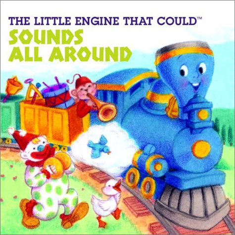 Read Online Sounds All Around (LETC) (Little Engine That Could) pdf epub