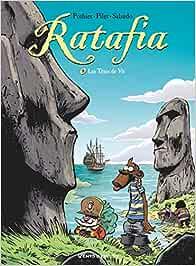 Ratafia - Tome 08: Les Têtes de Vô (Humour)
