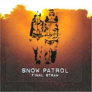 snow patrol final straw music