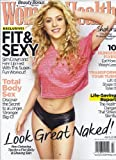 Women's Health Magazine (April 2014 - Shakira Double Cover Special)