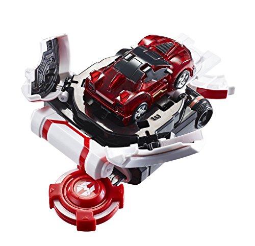 Watchcar Power Battle Bumpercar Ultra Avan Car with Auto Shooting Gear Launcher - 2nd Edition -