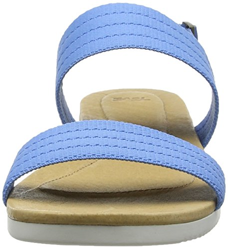 Blue Ceramic W Blue Sandals Gore Women's Slide Teva Avalina 0PYxB6