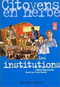 "Afficher ""Les institutions"""