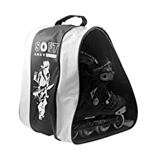 Children Ice Skate Backpack Skate Roller Carry Bag Skate Derdy Tote
