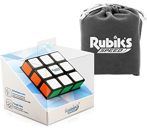 Black Special Cube Edition (GAN Rubiks Speed Cube Master Set 3x3 RSC Original Rubik's Cube Bag, Adjusting Tools and Cube Stand Puzzle Black)
