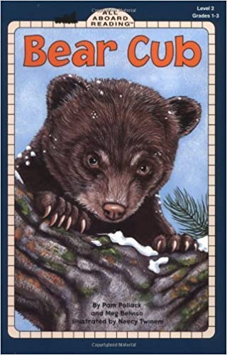 Bear Cub (All Aboard Science Reader) by Pamela D. Pollack (2001-10-01)