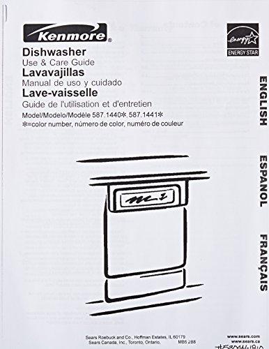 Frigidaire Manuals Owners - Frigidaire 5304461810 Dishwasher Owner Manual