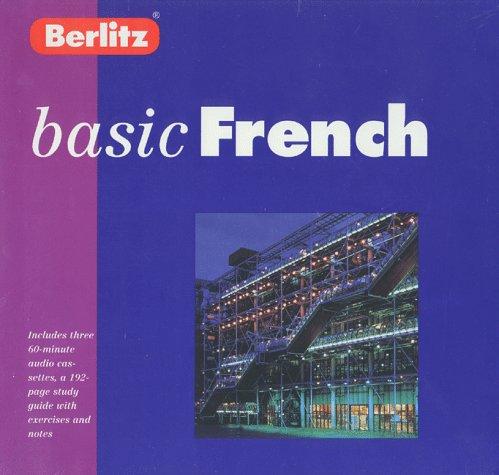 French with Book (Berlitz Basic) from Brand: Berlitz Multimedia