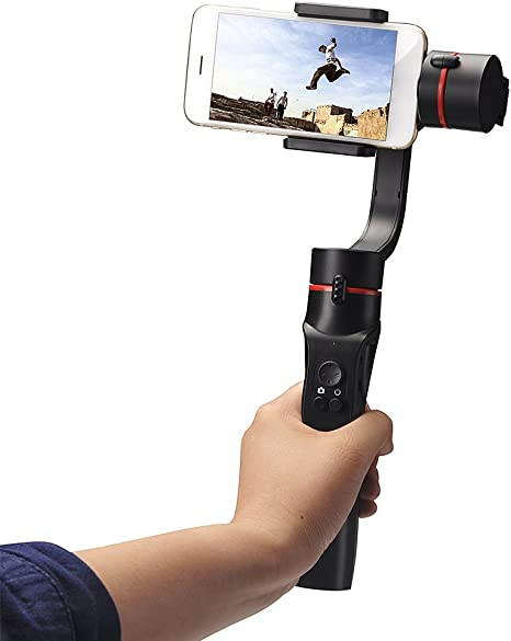 SteadyGo - Gimbal estabilizador para Smartphone – Hinmay ...