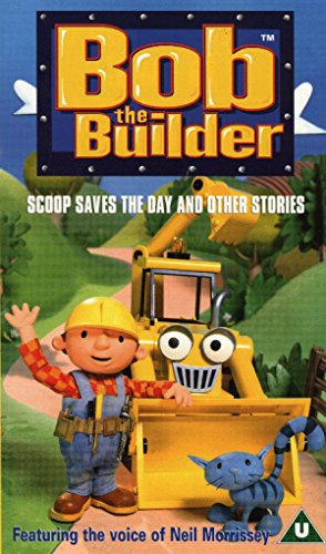 Bob the Builder: Scoop Saves the Day and Other Stories [VHS] (Bob The Builder Scoop Saves The Day)