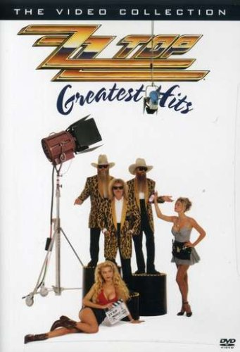 DVD : ZZ Top - Greatest Video Hits (DVD)