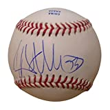 Chicago White Sox Welington Castillo Autographed Hand Signed Baseball with Proof Photo of Signing and COA, Chicago Cubs, Seattle Mariners, Arizona Diamondbacks, Baltimore Orioles